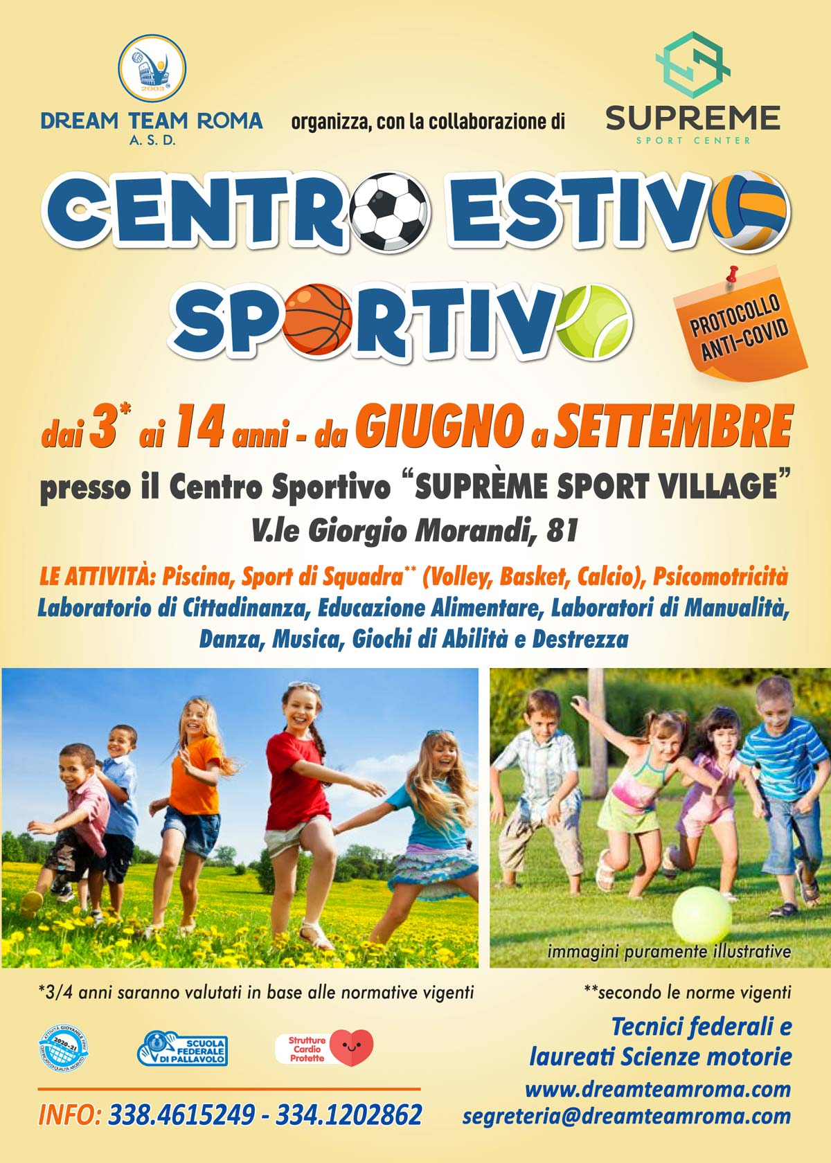 Centro Estivo Sportivo