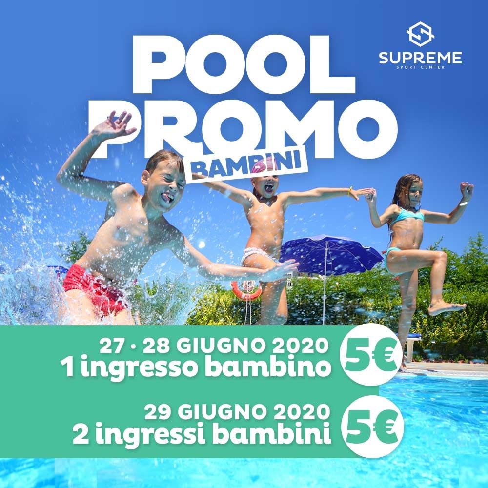 Pool Promo Bambini